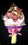 Assorted Pastel Flowers Bouquet