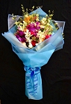 Mixed Orchids Bouquet