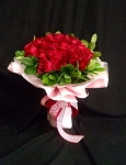 Simply Red Bouquet