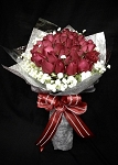 Sandy's Special Red Roses Bouquet