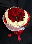 Forever Mine Large Roses Bouquet